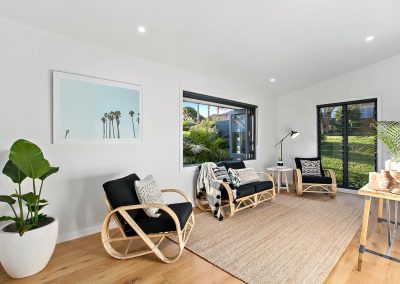 Stylish Renovated Family Area - Home Renovations Illawarra - Builders Illawarra