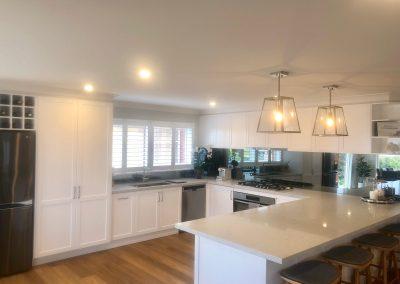 Beautiful Modern Kitchen - Home Renovations Illawarra - Builders Illawarra