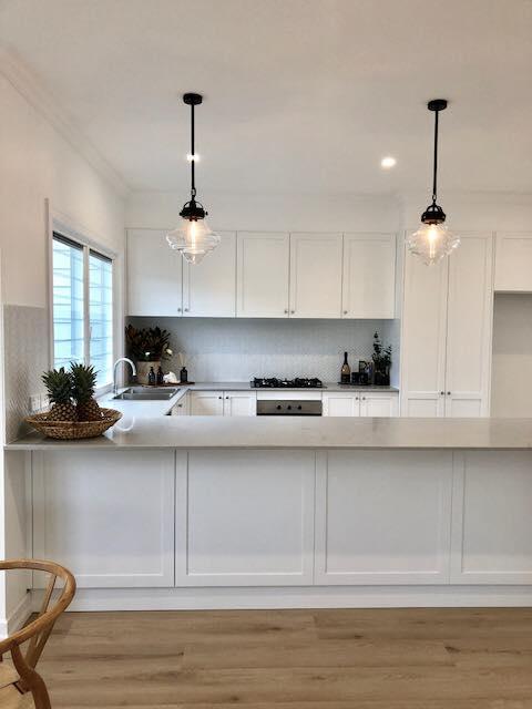 New Stunning Kitchen – Builders Illawarra