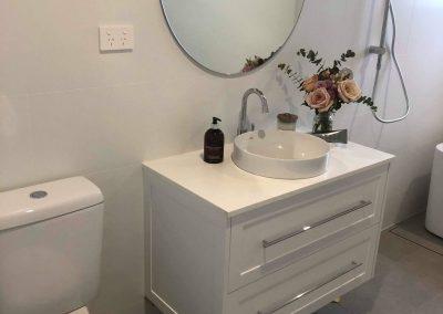 New Bathroom - Builders Illawarra