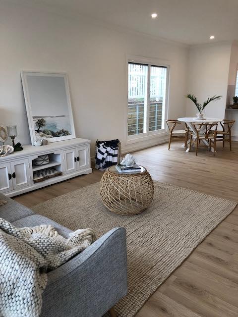 Homely Modern Designer Family Room – Builders Illawarra