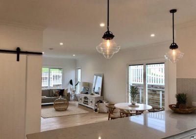 Stunning View From Kitchen - Builders Illawarra