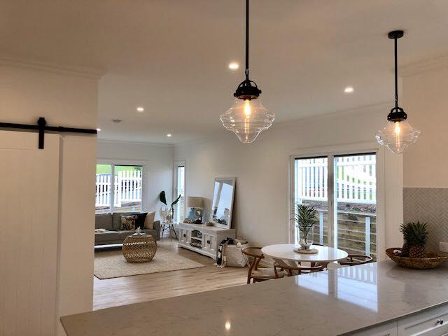 Stunning View From Kitchen – Builders Illawarra