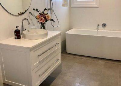 Beautiful New Bathroom - Builders Illawarra