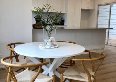 New Dining Kitchen - Builders Illawarra