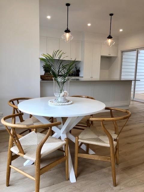 New Dining Kitchen – Builders Illawarra
