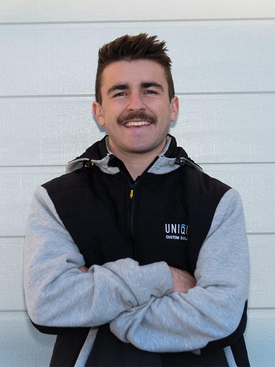 Jack Kay - Meet Our Team - Builders Illawarra