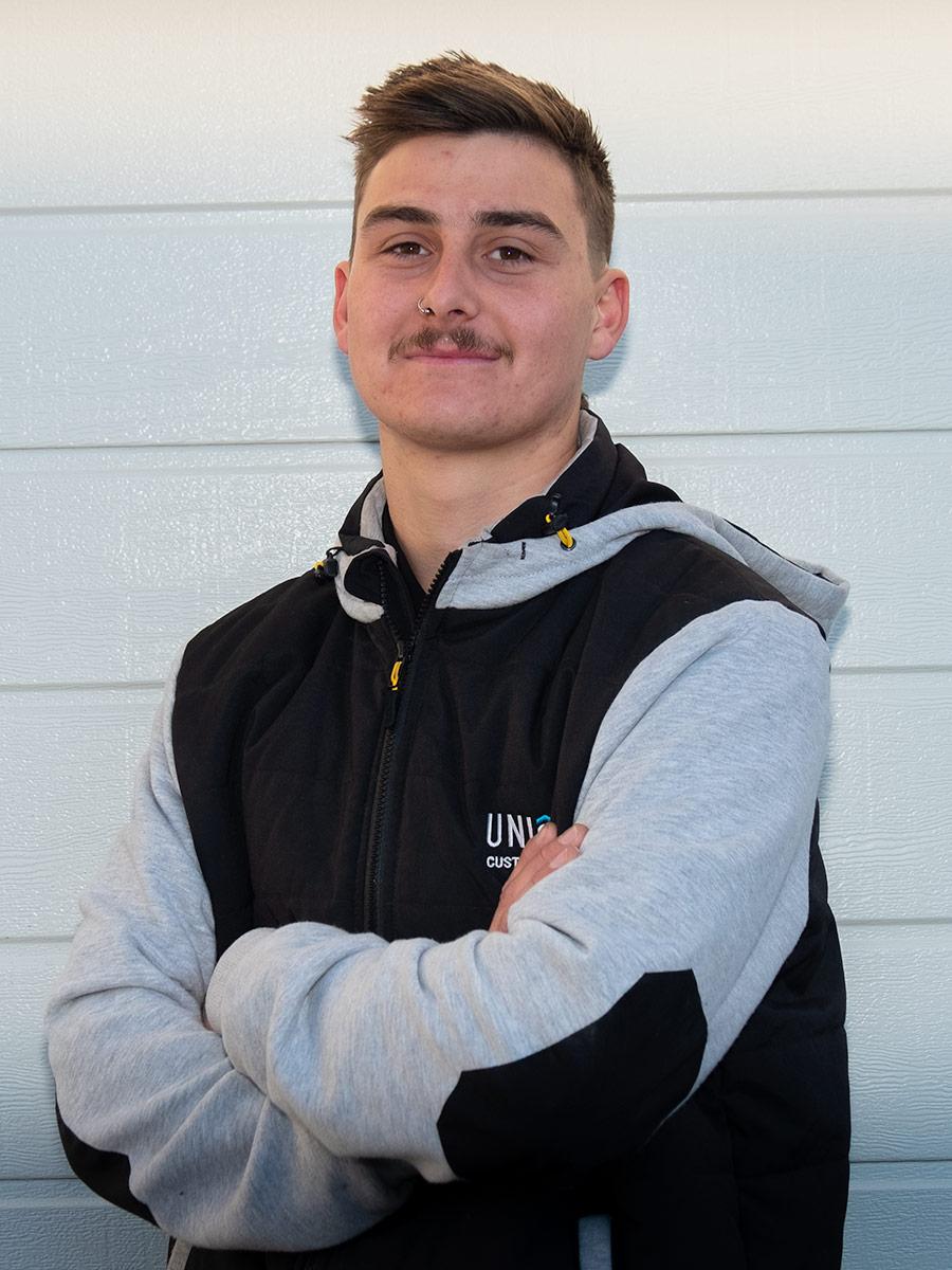 Cody Serafini - Meet Our Team - Builders Illawarra